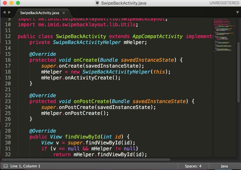 分享一款强大编辑器:Sublime Text 3(已安装好常用插件)-不问归期_